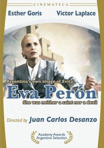 Eva Peron (Don T Cry For Me Argentina Evita Peron)