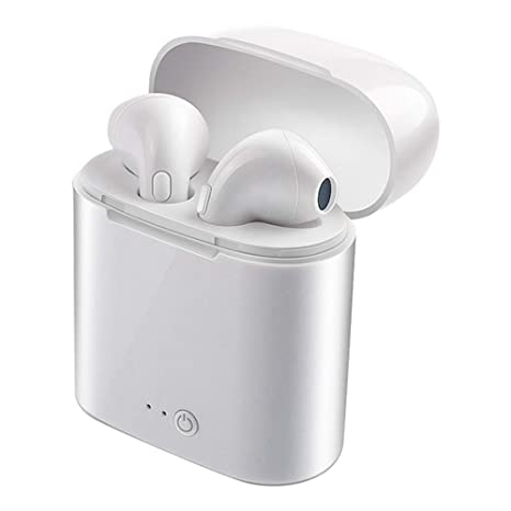 differently 0261a 4c752 Amazon.com: Ear Ace i7s - Affordable Wireless Earbuds & Charging ...