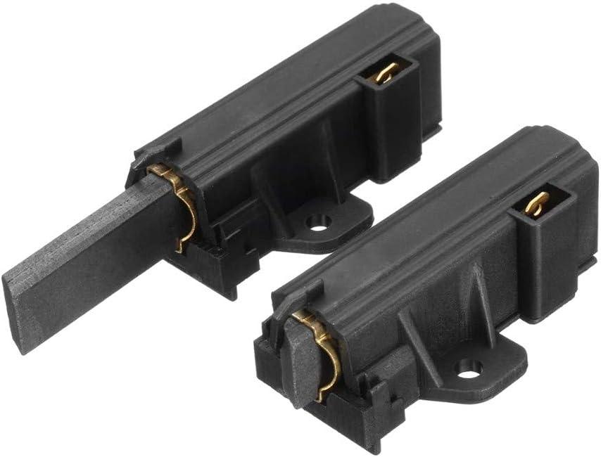 2x Kohlebürste Motorkohlen Schleifkohle 5mm*13mm für Waschmaschinen Motor