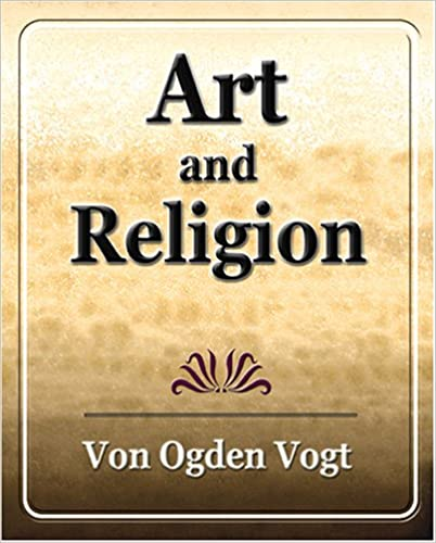 Art and Religion - 1921