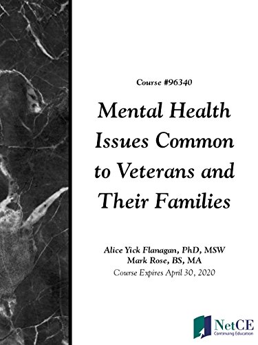 Amazon com: Mental Health Issues Common to Veterans and