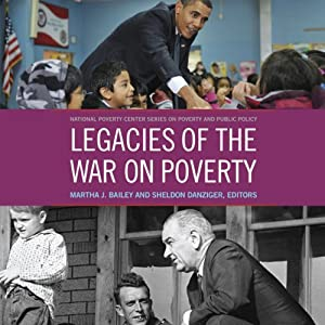 Legacies of the War on Poverty Audiobook