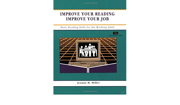 You Improving reading skills in adults good question