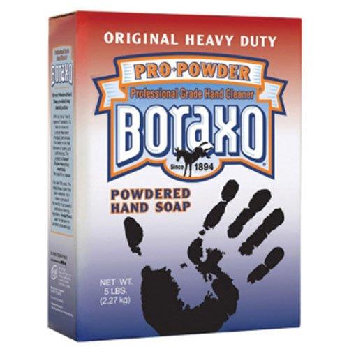 (Boraxo Heavy Duty Powder Hand Soap, 5 lb)