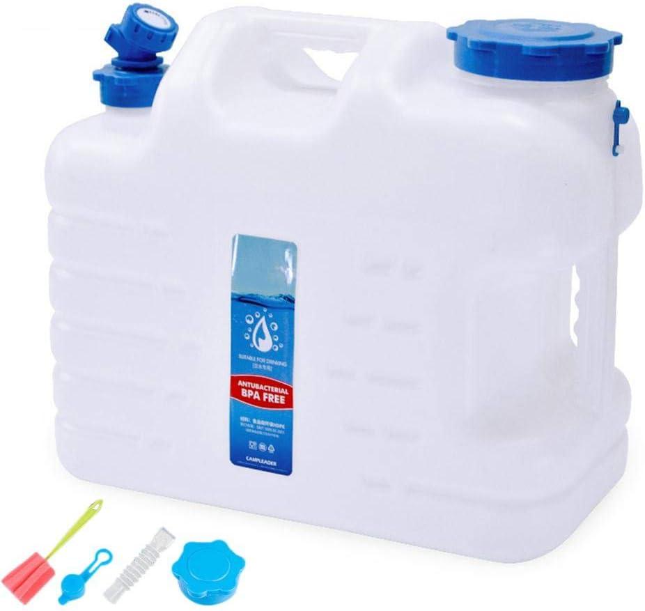 Explea Recipiente de Agua para Exteriores, Almacenamiento ...