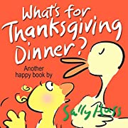 What's for Thanksgiving Dinner? (A Children's Picture Book) (Happy Children's Series Book 5)