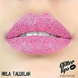 Glitter Lips by Beauty Boulevard - The #1 Exclusive Long Lasting Premium Glitter Lip Product (Hula Tallulah)