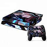 MODFREAKZ™ Console and Controller Vinyl Skin Set - Romance Fighter Final Fantasy for Playstation 4