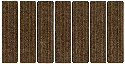 Stair Treads Collection Indoor Skid Slip Resistant Carpet Stair Tread Treads