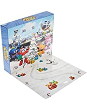 Super Wings – Advent Calendar | Countdown Calendar with Exclusive Characters & Accessories | 24 Gifts Included | Fun Preschool Toy for 3 4 5 Year Old Boys and Girls