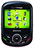 Pantech Jest 2, Black (Verizon Wireless)