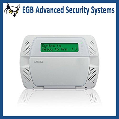 DSC Wireless Burglar Alarm Main panel