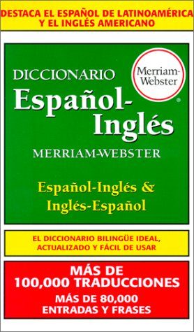 Diccionario Espanol-Ingles, Merriam-Webster