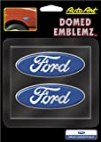 ford emblems stickers - Chroma 9420 Ford Domed Emblemz Decal