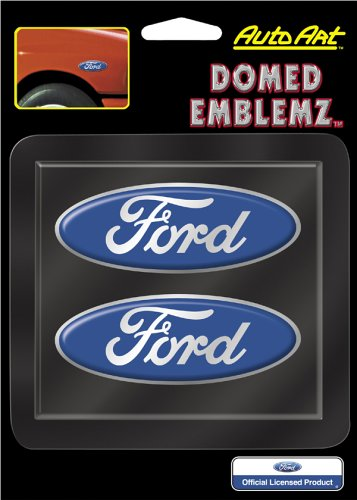 Chroma 9420 Ford Domed Emblemz Decal (Ford Decal)