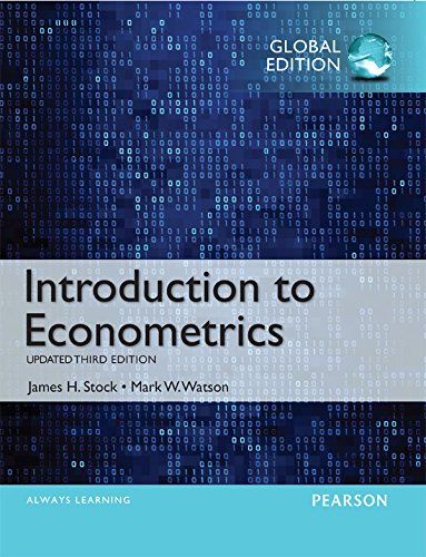 Amazon introduction to econometrics update global edition introduction to econometrics update global edition by stock james h watson fandeluxe Images