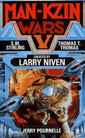 Man-Kzin Wars V by Larry Niven
