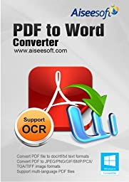 Aiseesoft PDF to Word Converter [Download]