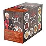 Guy Fieri Flavortown Roasts Coffee, Cinnamon Hazelnut Roll, 24 Count