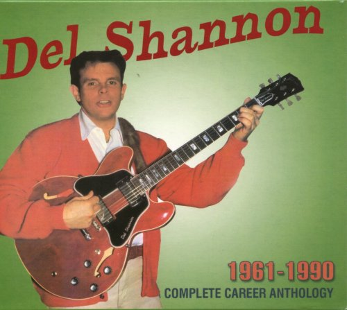 DEL SHANNON - 1961-1990: Complete Career Anthology (Disk 1) - Zortam Music
