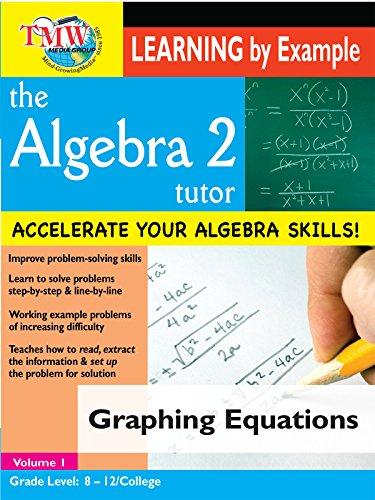 Algebra 2 Tutor: Graphing Equations on Amazon Prime Video UK