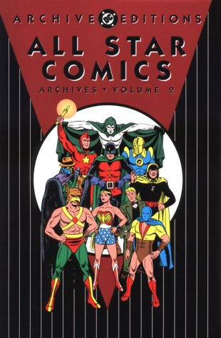 All Star Comics Archives, Vol. 2 (DC Archive Editions)