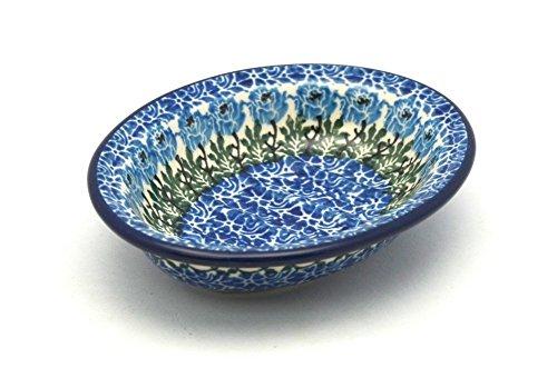 Polish Pottery Soap Dish - Antique Rose