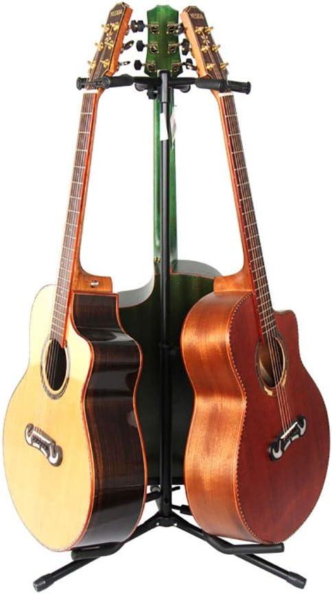 Bixialan Soporte de Guitarra Guitarra trípode Soporte Soporte ...