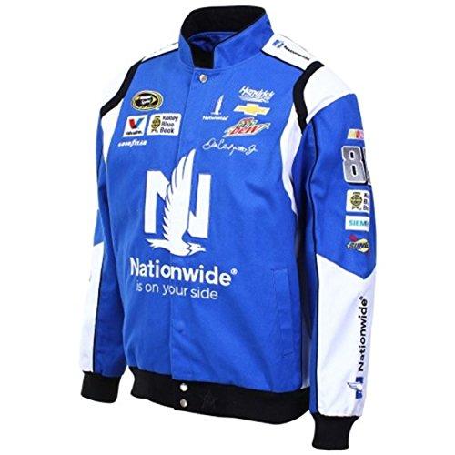 Dale Earnhardt Jr. Nationwide NASCAR Jacket Size XLarge