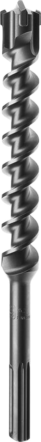 B-20080 Drill Bit Sds-Max ''Nemesis'' 24mmx12.6In