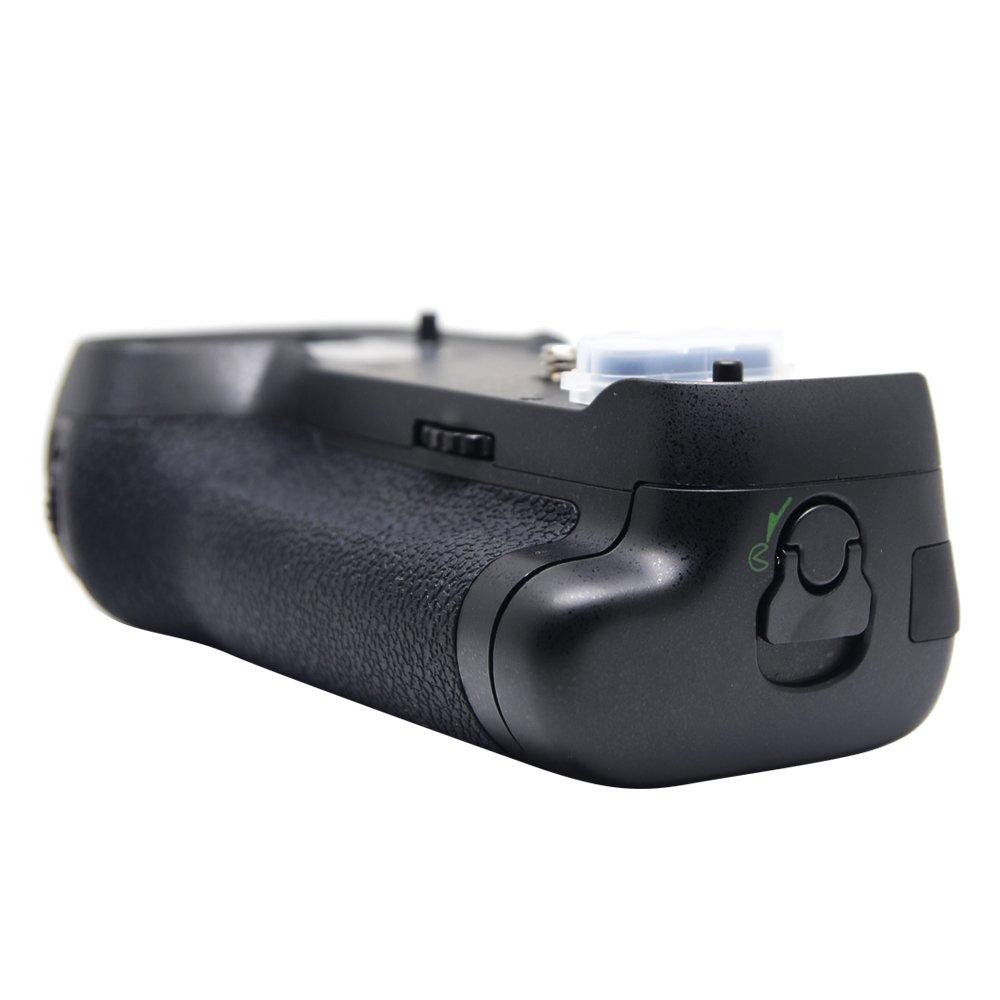Mcoplus BL-5 Battery Chamber Cover for Nikon EN-EL18 EN-EL18A Battery Grip MB-D18 MB-D12 for Nikon D850 D800 D800E D810 /…