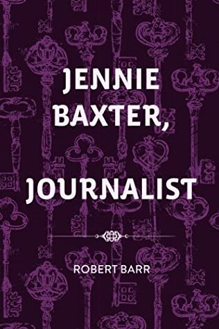 book cover of Jennie Baxter, Journalist
