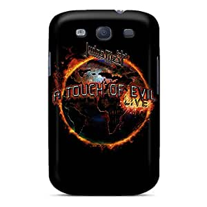 Tpu Shockproof/dirt-proof Judas Priest Cover Case For Galaxy(s3)