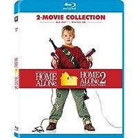 Home Alone 1+2 [Blu-ray]