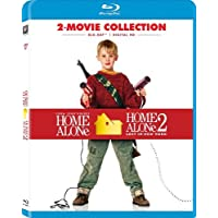 Home Alone / Home Alone 2: Lost in New York [Blu-ray]