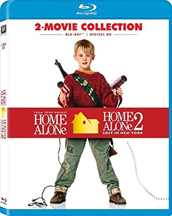 Amazon Com Home Alone 1 2 Blu Ray Macaulay Culkin Joe