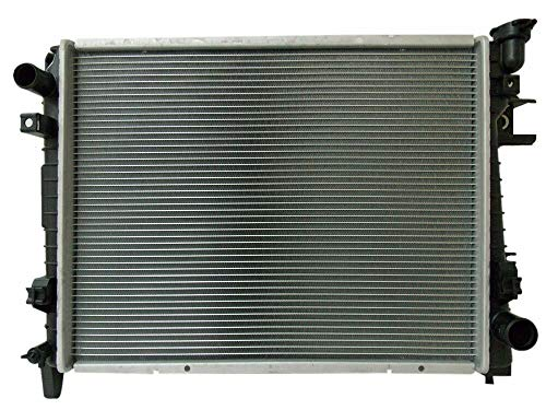 Replacement Radiator For 2002-2008 Dodge Ram 1500 Van 5.9L 4.7L 3.7L V6 V8