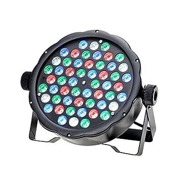 GBGS LED PAR Lights 54W RGBW LED Super Thin 8 Channel DMX512 Par Can Stage Lighting  sc 1 st  Amazon.com & Amazon.com: GBGS LED PAR Lights 54W RGBW LED Super Thin 8 Channel ... azcodes.com