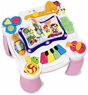 LeapFrog Learn U0026 Groove Musical Table   Pink