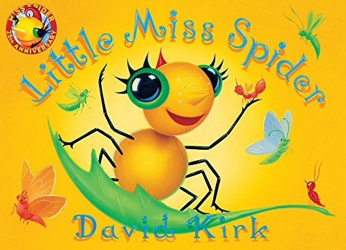 Little Miss Spider: 25th Anniversary Edition
