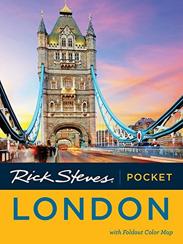 Rick Steves Pocket London (Best Places To Visit In Great Britain)