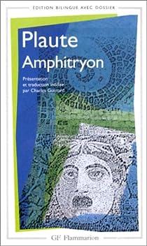 Amphitryon par Plaute