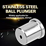 20 pcs 304 Ball Plunger Stainless Steel Precision