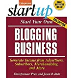 img - for [(Start Your Own Blogging Business )] [Author: Rich/Entrepreneur magazine] [Feb-2014] book / textbook / text book