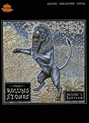 The Rolling Stones: Bridges to Babylon: (Guitar Tab)
