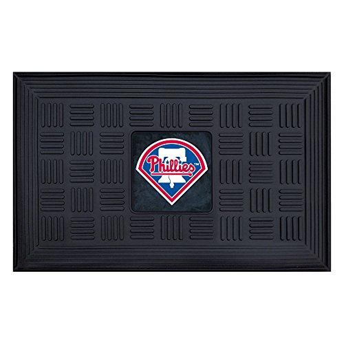 FANMATS MLB Philadelphia Phillies Vinyl Door Mat