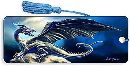 Artgame - Marcapaginas 3D - Dragón Negro: Amazon.es: Oficina y ...