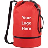 Sailor Drawstring Duffel Sling - 50 Quantity - $6.90 Each - PROMOTIONAL PRODUCT / BULK / BRANDED with YOUR LOGO / CUSTOMIZED