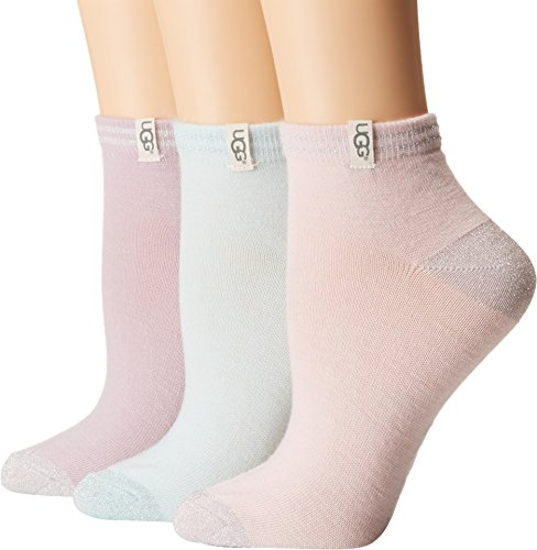 UGG Women's Ankle Sock Gift Set, Multi, (Casual Socks Set)