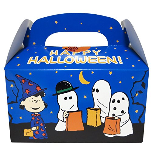 Great Gifts Halloween Peanuts Treat (Halloween Cookie Gifts)